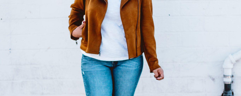 Moto Jacket & Snake Skin
