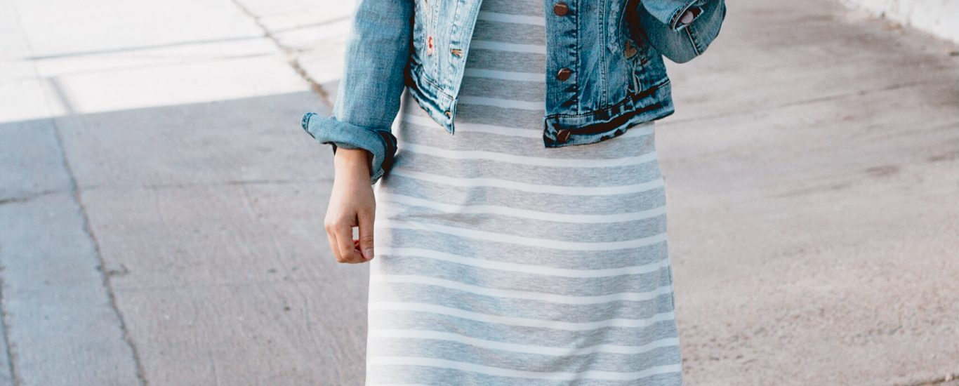 10 Ways To Style A Denim Jacket