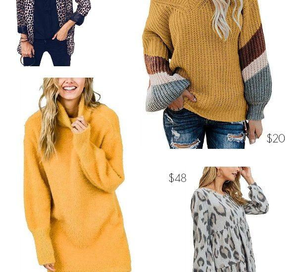 Amazon Favorites Under $60