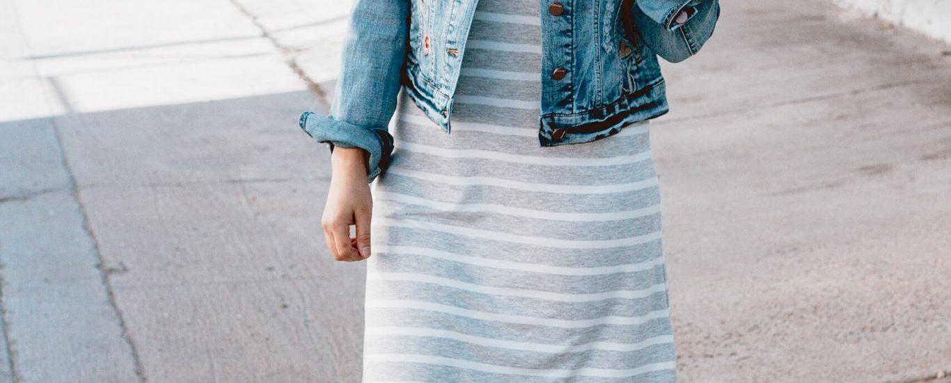 10 Ways To Style A Denim Jacket